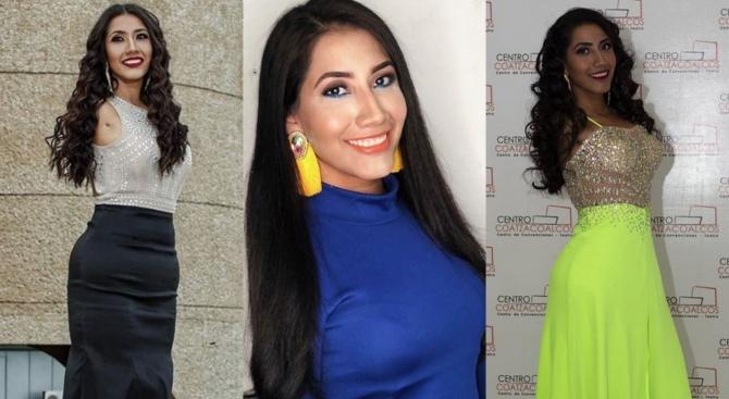 Жена без ръце мечтае да стане Мис Мексико