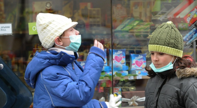 Още три общини обявяват грипна епидемия от утре