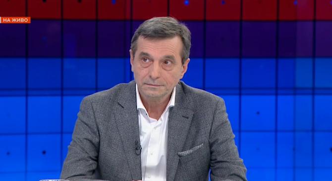 Димитър Манолов: Пенсионната реформа е погрешна