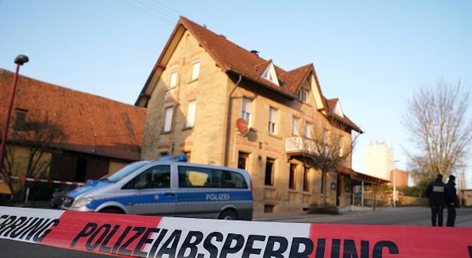 Шестимата убити при стрелбата в Германия са били членове на едно семейство