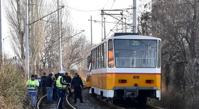 Разказ от първо лице за тежката катастрофа с трамваи в София