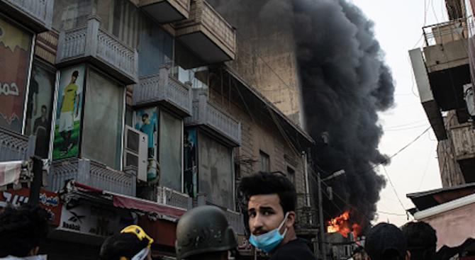 Четирима сътрудници на френска НПО изчезнаха в Багдад