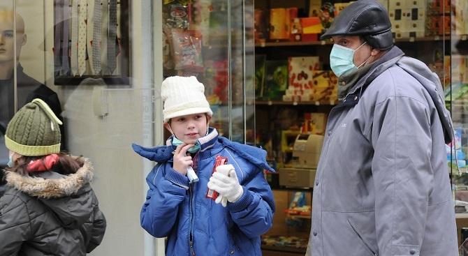 Грипна епидемия от днес - вижте къде