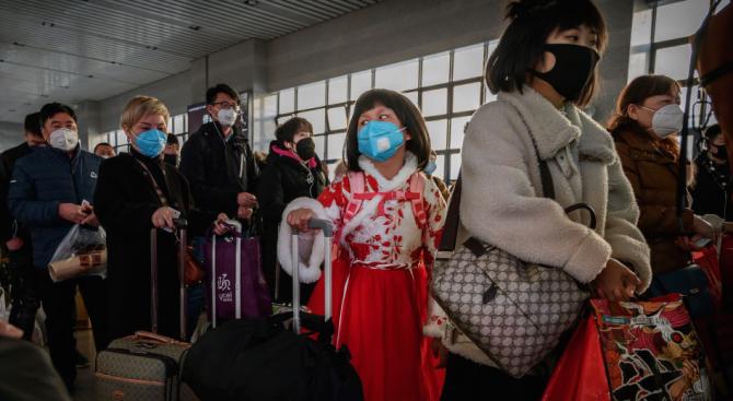 30 китайски фирми произвеждат 8 млн. маски на ден
