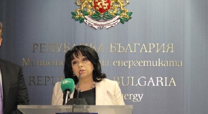 Министърът на енергетиката Теменужка Петкова Теменужка Петкова е министър на