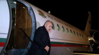 Премиерът Борисов пристигна за Световния икономически форум в Давос