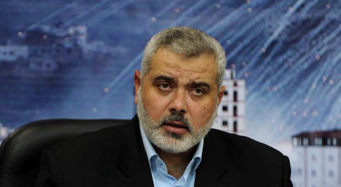 Лидерът на Хамас: Мирният план на Доналд Тръмп няма да мине