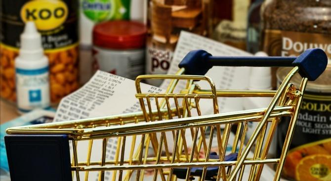 Цените на храните на едро поскъпват с близо 5%