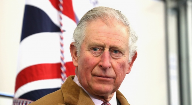 Принц Чарлз иска да посети Иран