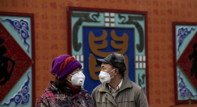 Китай отпуска близо 9 млрд. долара за борба срещу разпространението на коронавируса
