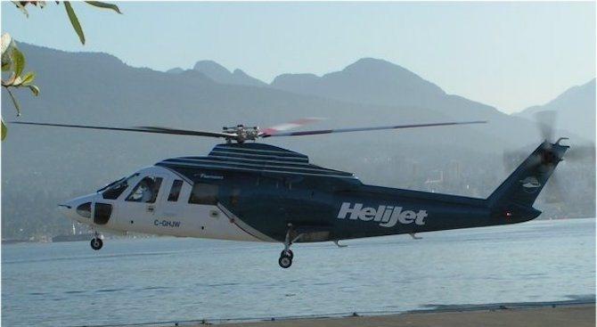 ''Сикорски'' S-76 - най-сигурният хеликоптер, който погуби легендата Коби Брайънт
