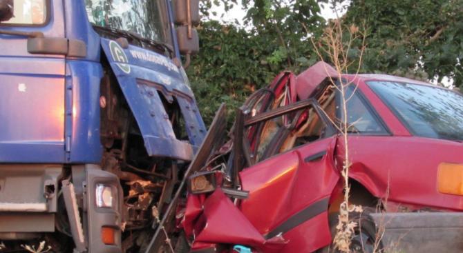 Челен сблъсък край Лом: Един загина