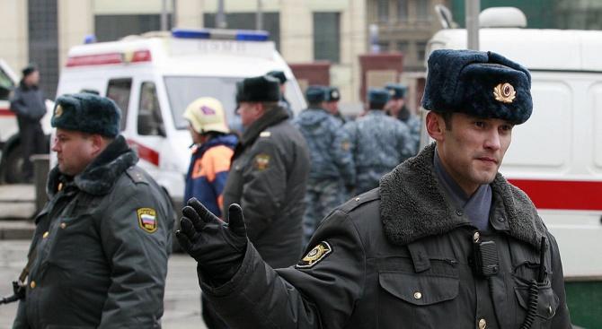 Евакуираха няколко съдилища в Москва