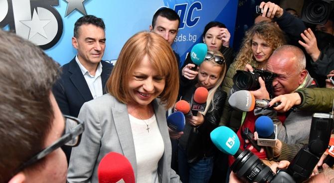 Фандъкова: Ще има достатъчно вода и за София, и за Перник
