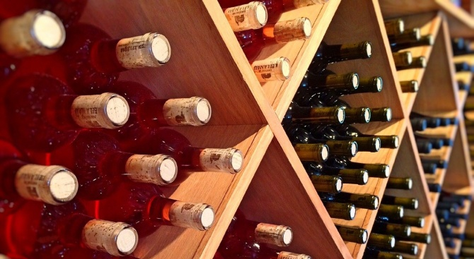 Кражбите на скъп алкохол от магазин в Русе са ежедневие