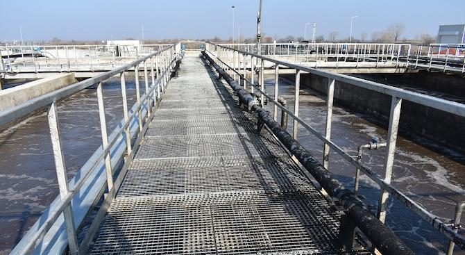 Пречиствателната станция за отпадни води в Асеновград вече обработва канализационните води