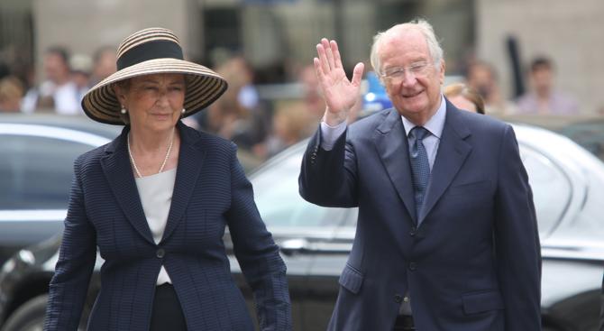 Белгийският крал Албер Втори призна за незаконна дъщеря