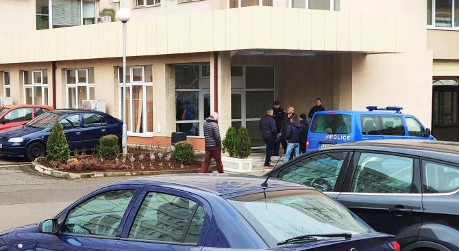 Самоубилият се пред ДАНС носил и пистолет с два пълнителя