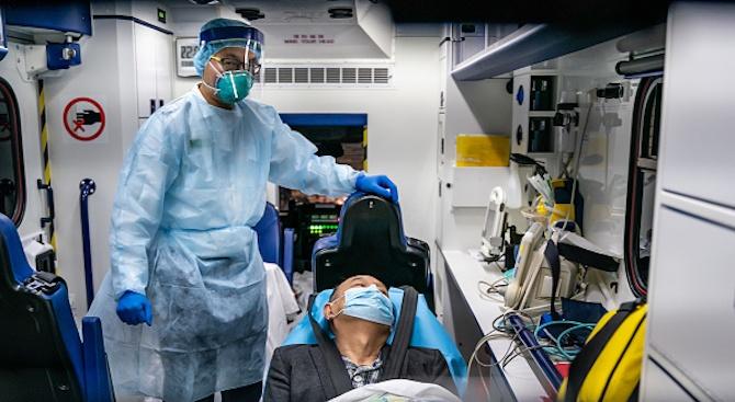 106 са вече смъртните случаи от новия коронавирус в Китай