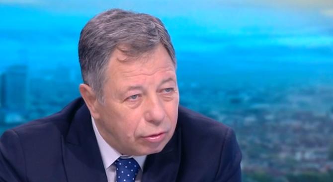 Ген. Румен Миланов: Трябва да се повиши нивото на сигурност