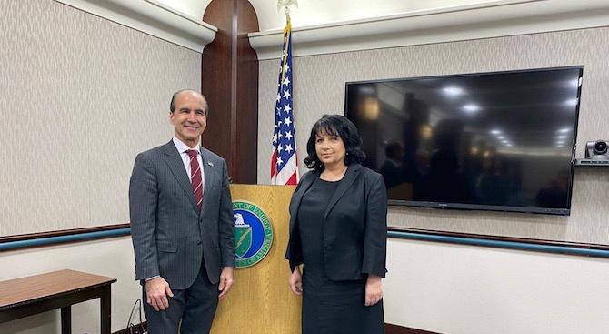 Петкова: Ще продължим да развиваме сътрудничеството със САЩ за повишаване на енергийната ни сигурност