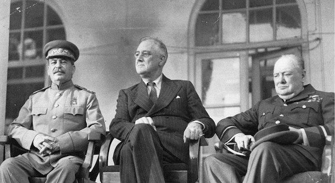 Москва разкрива предложения на Чърчил за подялба на Европа