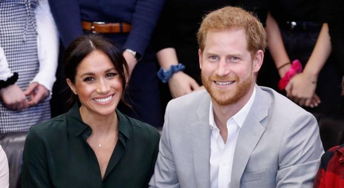 Принц Хари и Меган ще стимулират модната индустрия в Канада