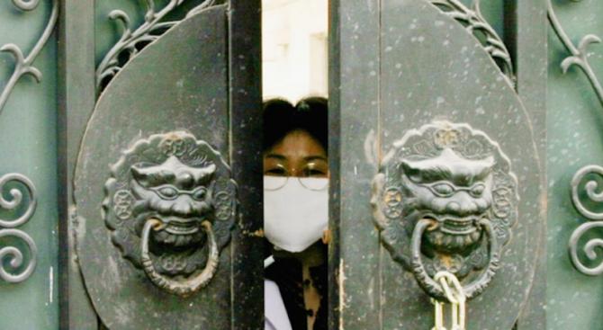 Кметът на Ухан Джоу Сиенуан заяви в ексклузивно интервю за
