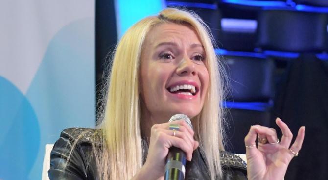 Мария Игнатова пробива в ново поприще, написа HotArena Актрисата е