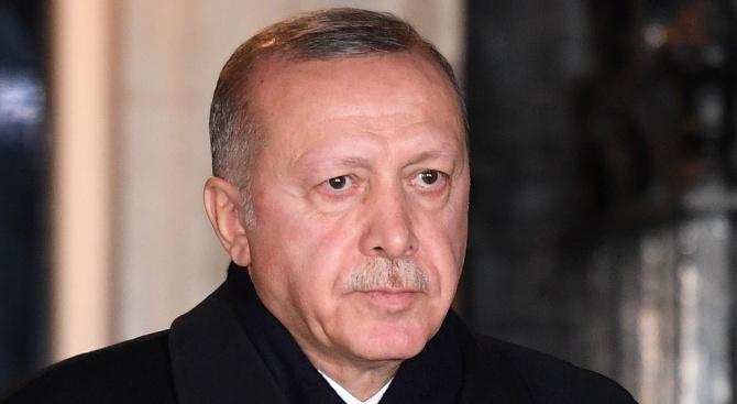 Ердоган: Русия не се придържа към споразуменията за Сирия