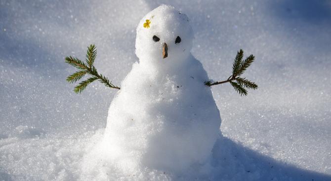 Най-ниските температури през февруари у нас ще бъдат между минус