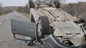 Двама души са загинали, а трима са тежко пострадали при катастрофата край Русе