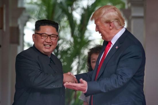 Одобрявате ли споразумението между САЩ и Северна Корея?