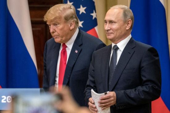 Как оценявате срещата на Доналд Тръмп и Владимир Путин в Хелзинки?