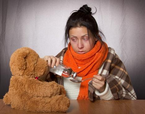 Какво използвате за профилактика срещу грип?