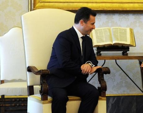 От какво избяга бившият македонски премиер Никола Груевски?