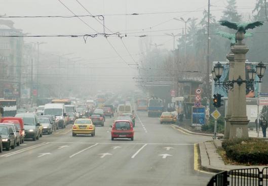 Опасявате ли се за здравето си заради мръсния въздух?