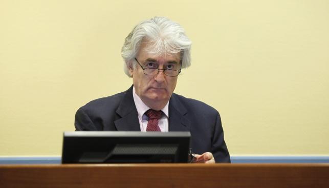 Одобрявате ли доживотната присъда на Радован Караджич?