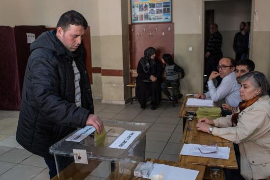 Честен ли беше местният вот в Турция?