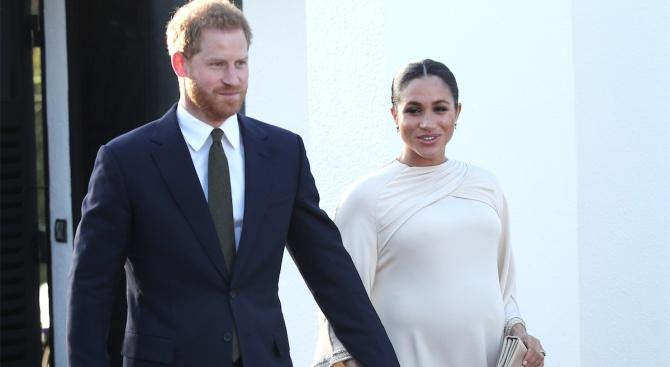 Какво ще е бебето на принц Хари и Меган Маркъл?