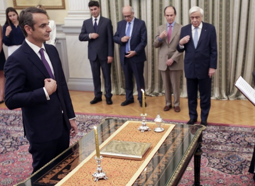 Ще изкара ли пълен мандат кабинетът на Кириакос Мицотакис?