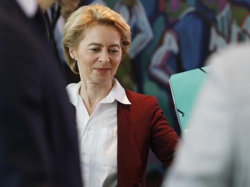 Одобрявате ли избора на Урсула фон дер Лайен за председател на Европейската комисия?