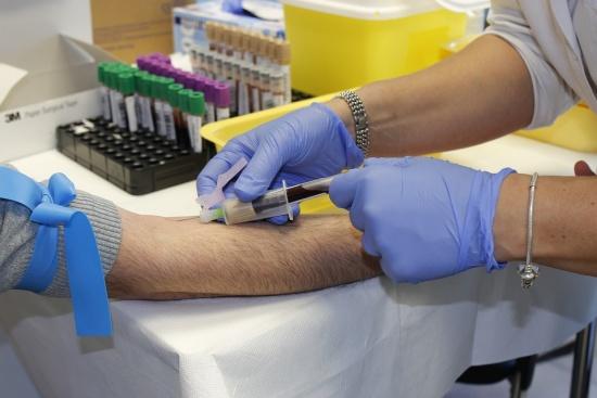 Дарявате ли кръв?