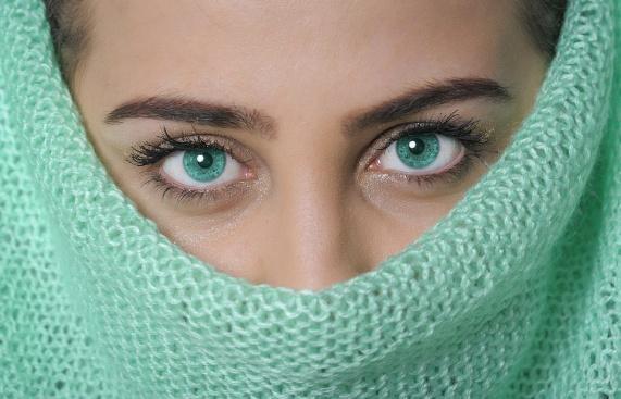 Какъв цвят на очите ви харесва най-много?