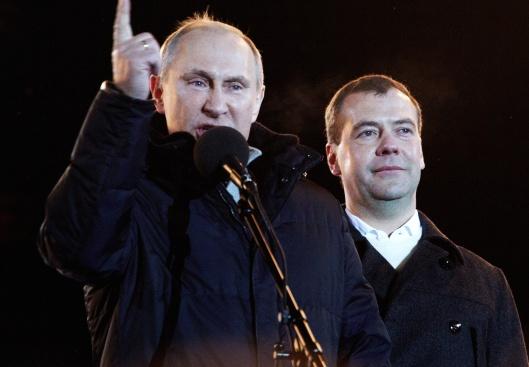 Идва ли краят на тандема в Кремъл?