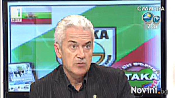 Сидеров: Цветанов има роля в напускането на депутати от