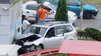 """Украинец прегази трима души с джип до мола на """"Цариградско шосе"""""""