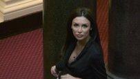 Моника Валериева внесе смут в парламента