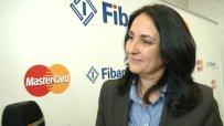 Саджаклиева: Тази награда е признание за усилията на Fibank