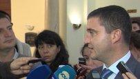 Горанов обеща повече пари за образование и здравеопазване, остава твърд за МВР